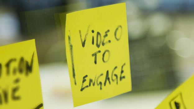 O vídeo em pequenos negócios