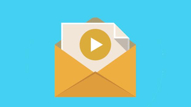 Video e-mails: online video e e-mail marketing
